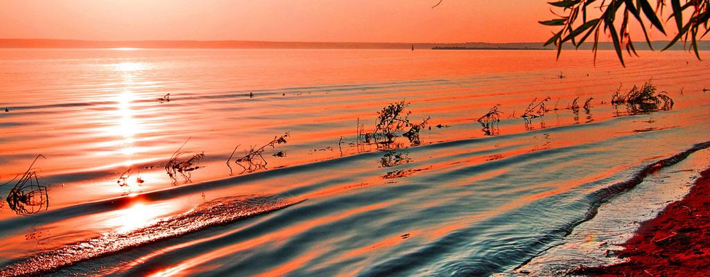 Лучшая рыбалка в Астрахани на берегу Волги