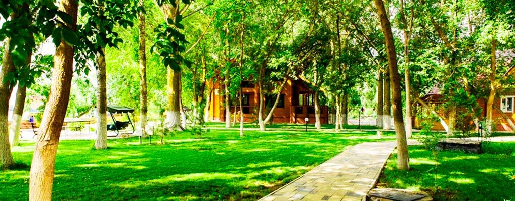 База отдыха Прохладная в Астрахани приглашает своих гостей насладиться природой этого места!