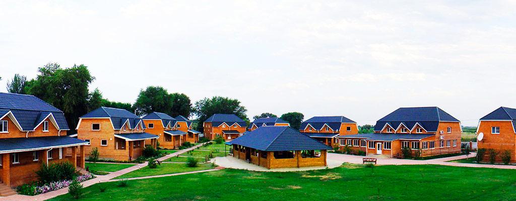 База отдыха Авалон в Астрахани - мы залог отличного отдыха на Волге