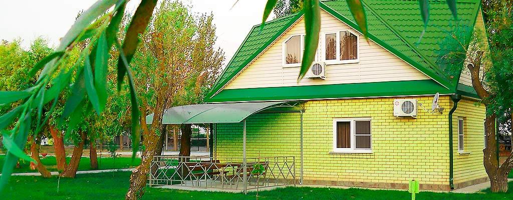 База отдыха Волжанка в Астрахани ждет своих гостей и готова их радовать