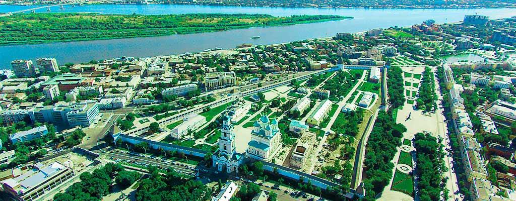 Отдых в Астрахани