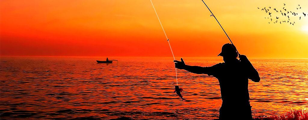 Рыбалка и охота в Астрахани